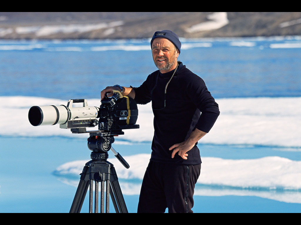 Doug Allan - In The Company Of Giants
