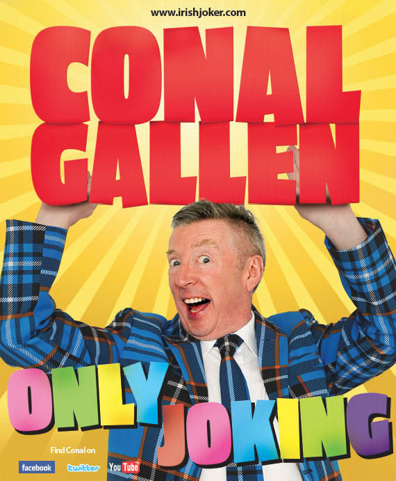 Conal Gallen - Only Joking