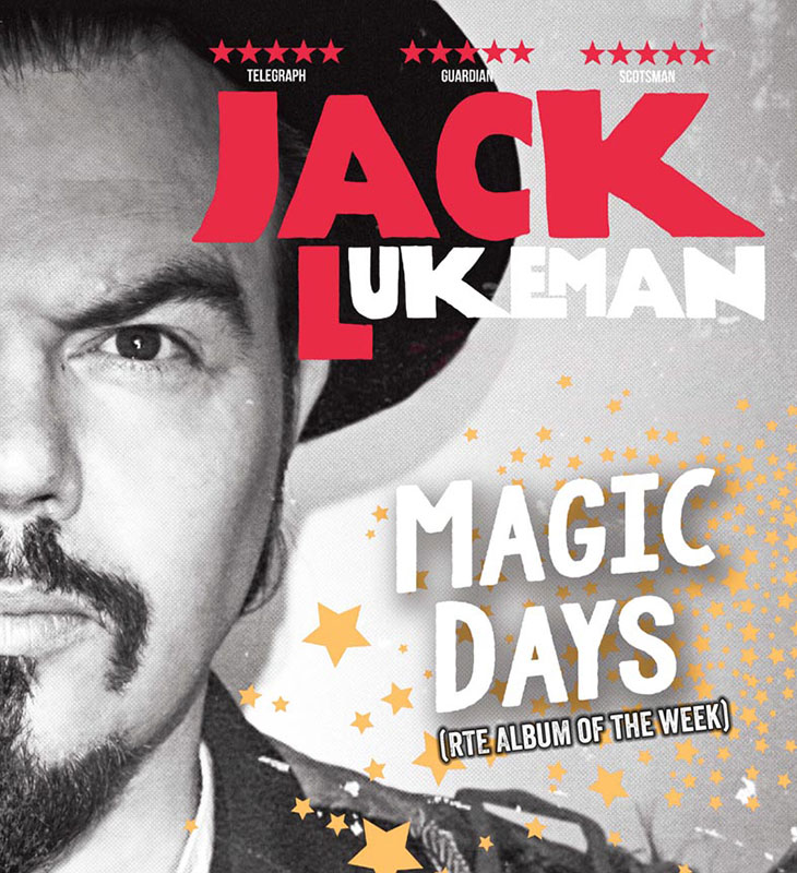 Jack Lukeman - Magic Days