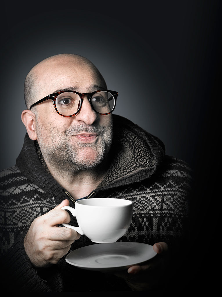 Omid Djalili: Schmuck For A Night