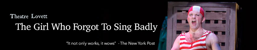 The Girl Who Forgot To Sing Badly