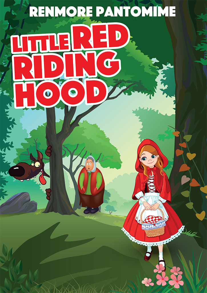 romanticism in little red riding hood The story is about a little girl with a red hood, named by everyone little red riding hood, who learns that she must listen to her parents in order to be safe from.