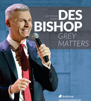 Des Bishop - Grey Matters