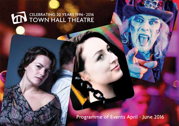 The Latest Town Hall Theatre Programme