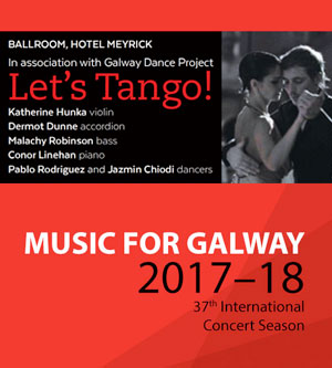 Let's Tango! From Concert To Milonga
