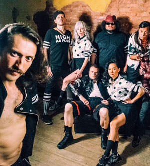 Gogol Bordello & Lucky Chops
