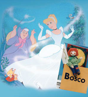 Cinderella and Bosco