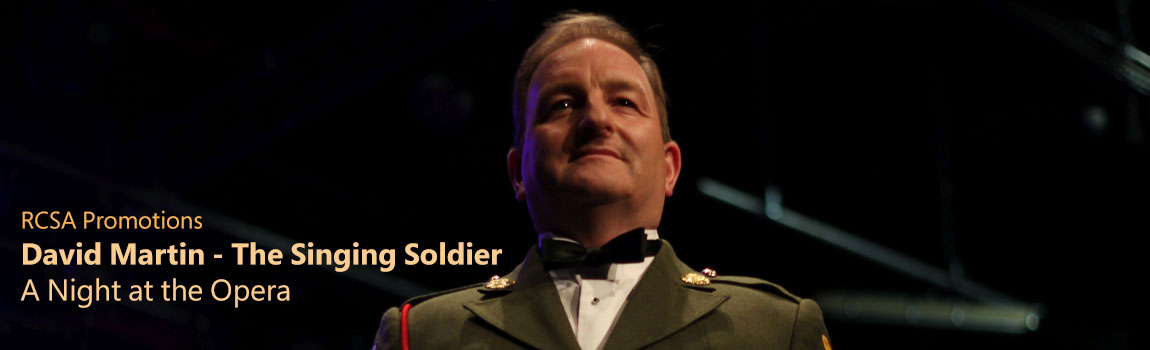 David Martin The Singing Soldier