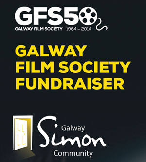 Galway Film Society Fundraiser For Simon Community