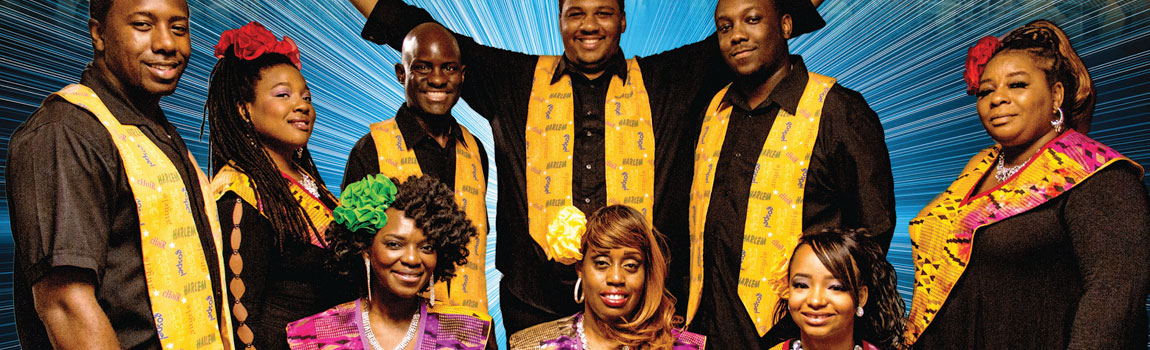 The World Famous Harlem Gospel Choir