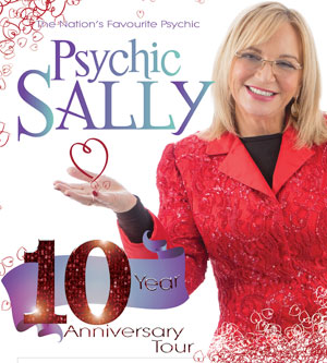 Psychic Sally 10 Year Anniversary Tour
