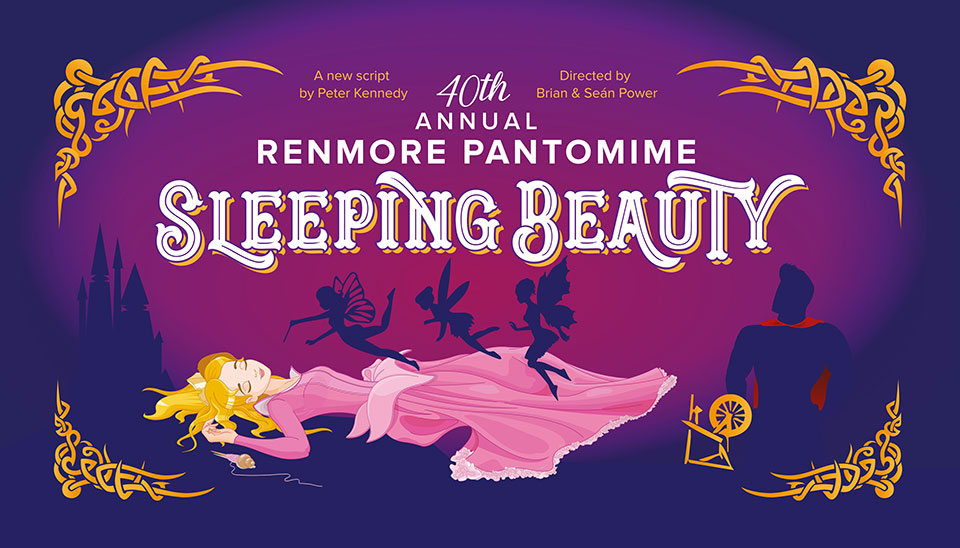 Renmore Pantomime Sleeping Beauty