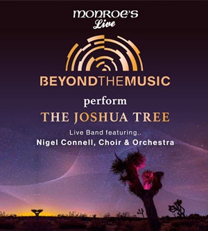 Beyond The Music - The Joshua Tree Live