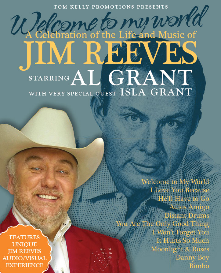 Al Grant - The Life And Music Of Jim Reeves