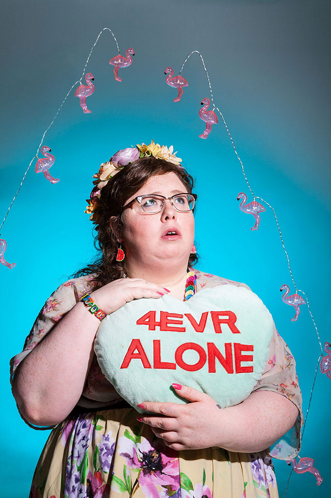 Alison Spittle Worrier Princess