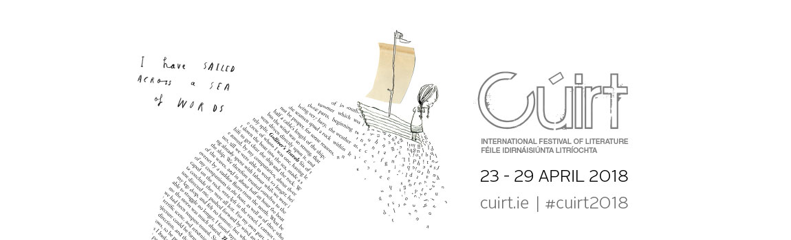 Cúirt International Festival of Literature 23 - 29 April