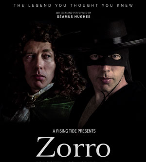 Zorro - Forgotten Son Of Ireland