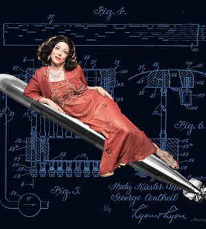 HEDY! The Life & Inventions Of Hedy Lamarr