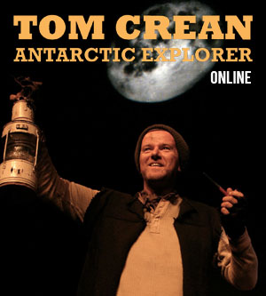 Tom Crean - Antarctic Explorer Online