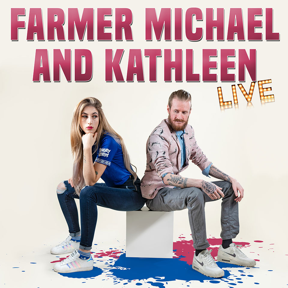 Farmer Michael And Kathleen Live