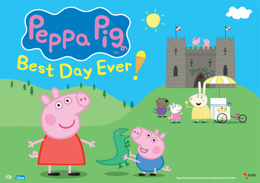 Peppa Pig Live Best Day Ever