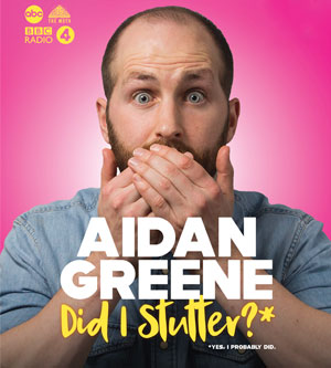 Aidan Greene - Did I Stutter?