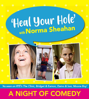 Heal Your Hole - Norma Sheahan