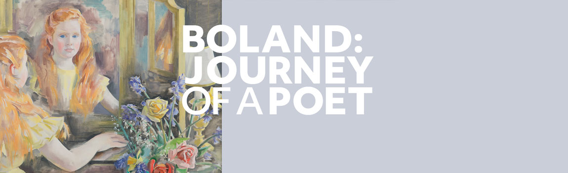 Boland: Journey of a Poet